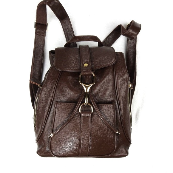 5cfa98a3e047 BOYATU Genuine Leather Backpack Women